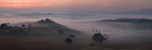 Belvedere at Dawn
